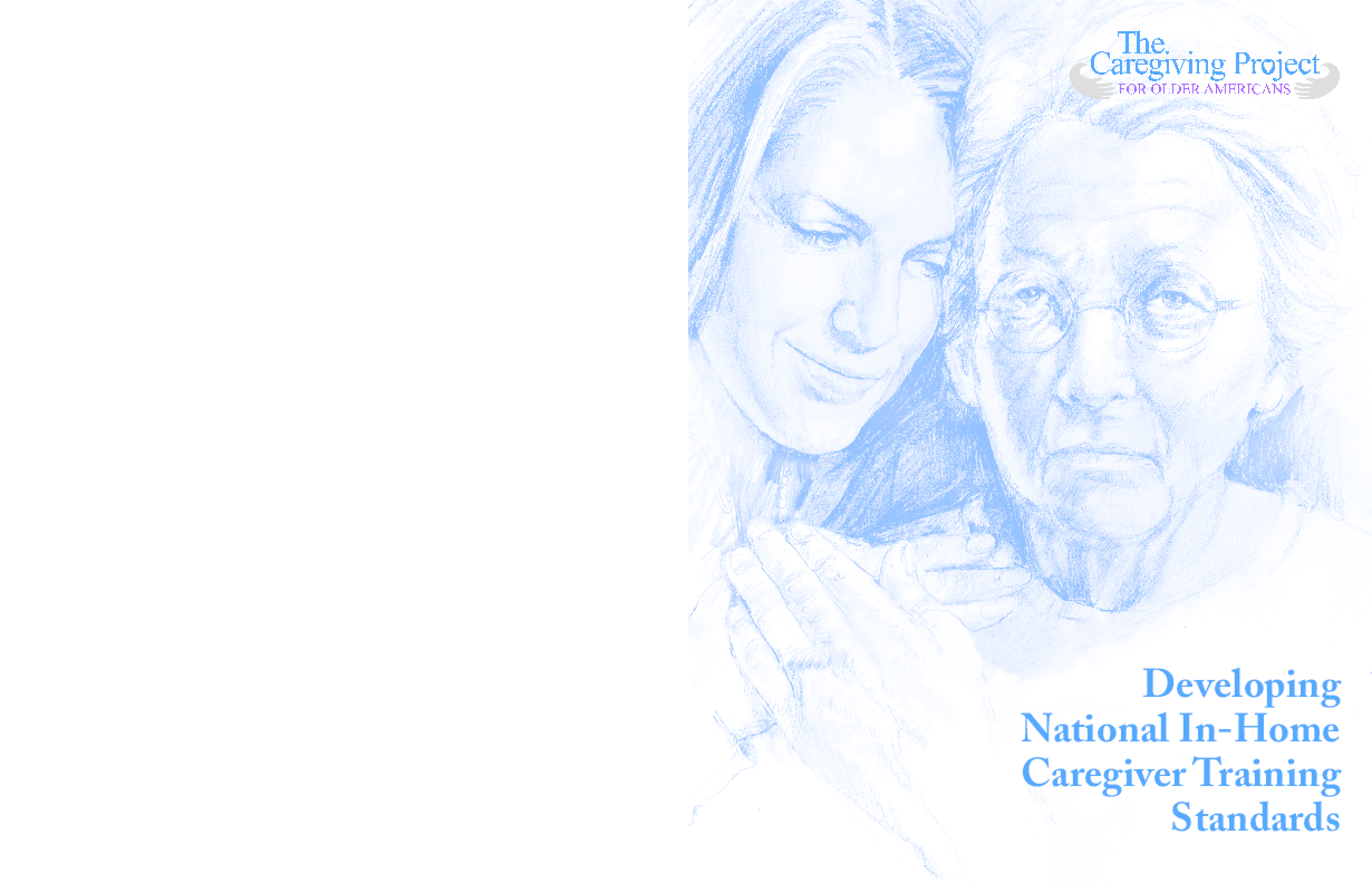 Developing National In-Home Caregiver Training Standards