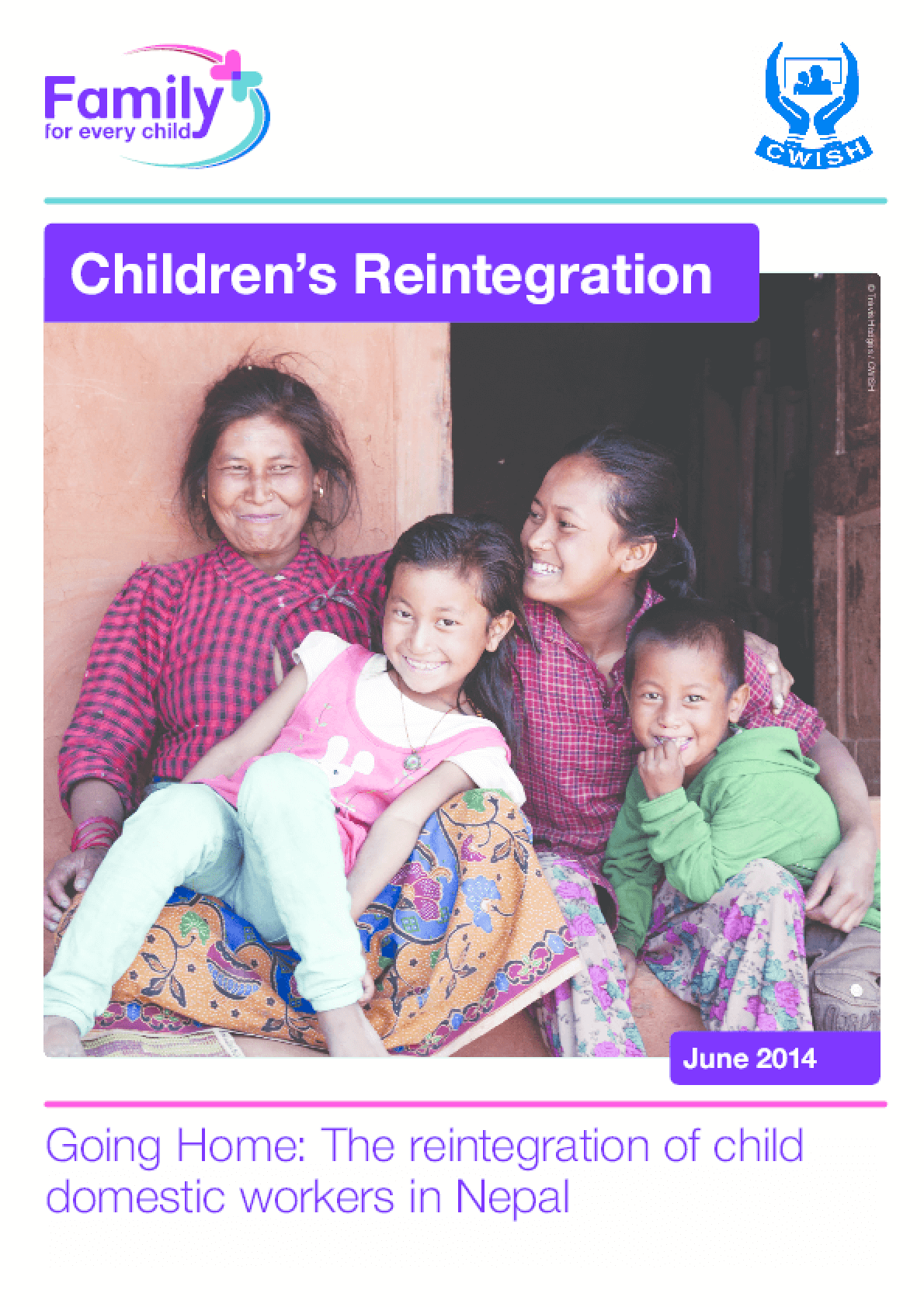Going Home: The Reintegration of Child Domestic Workers in Nepal