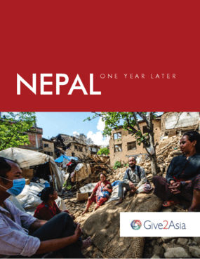 Nepal: One Year Later