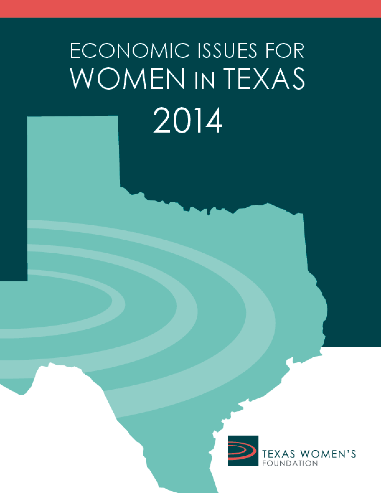 Economic Issues for Women in Texas 2014