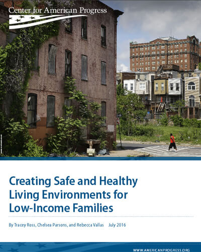 Creating Safe and Healthy Living Environments for Low-Income Families