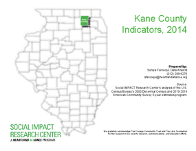 Kane County Indicators Databook 2014