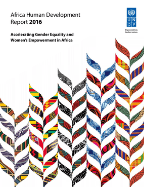 Africa Human Development Report 2016