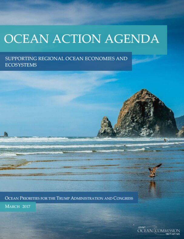 Ocean Action Agenda: Supporting Regional Economies and Ecosystems