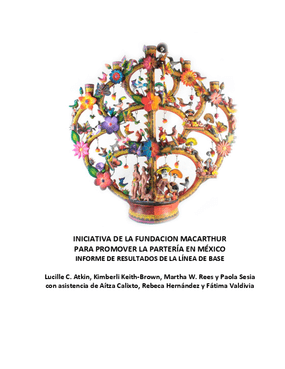 Iniciativa de la Fundación MacArthur para promover la partería en México