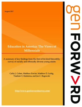 Education in America: The Views of Millennials