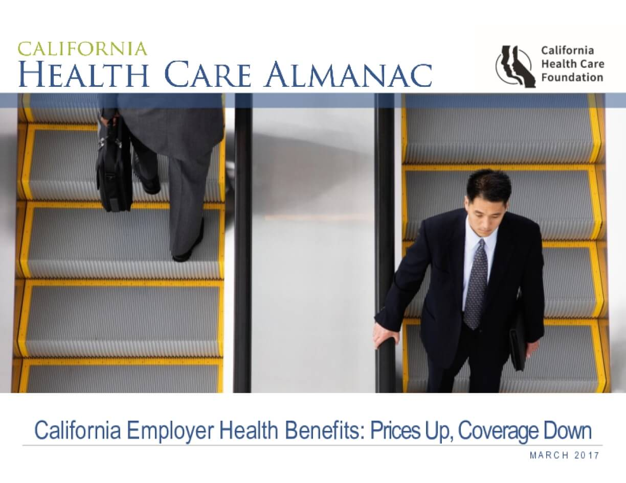 California Employer Health Benefits: Prices Up, Coverage Down