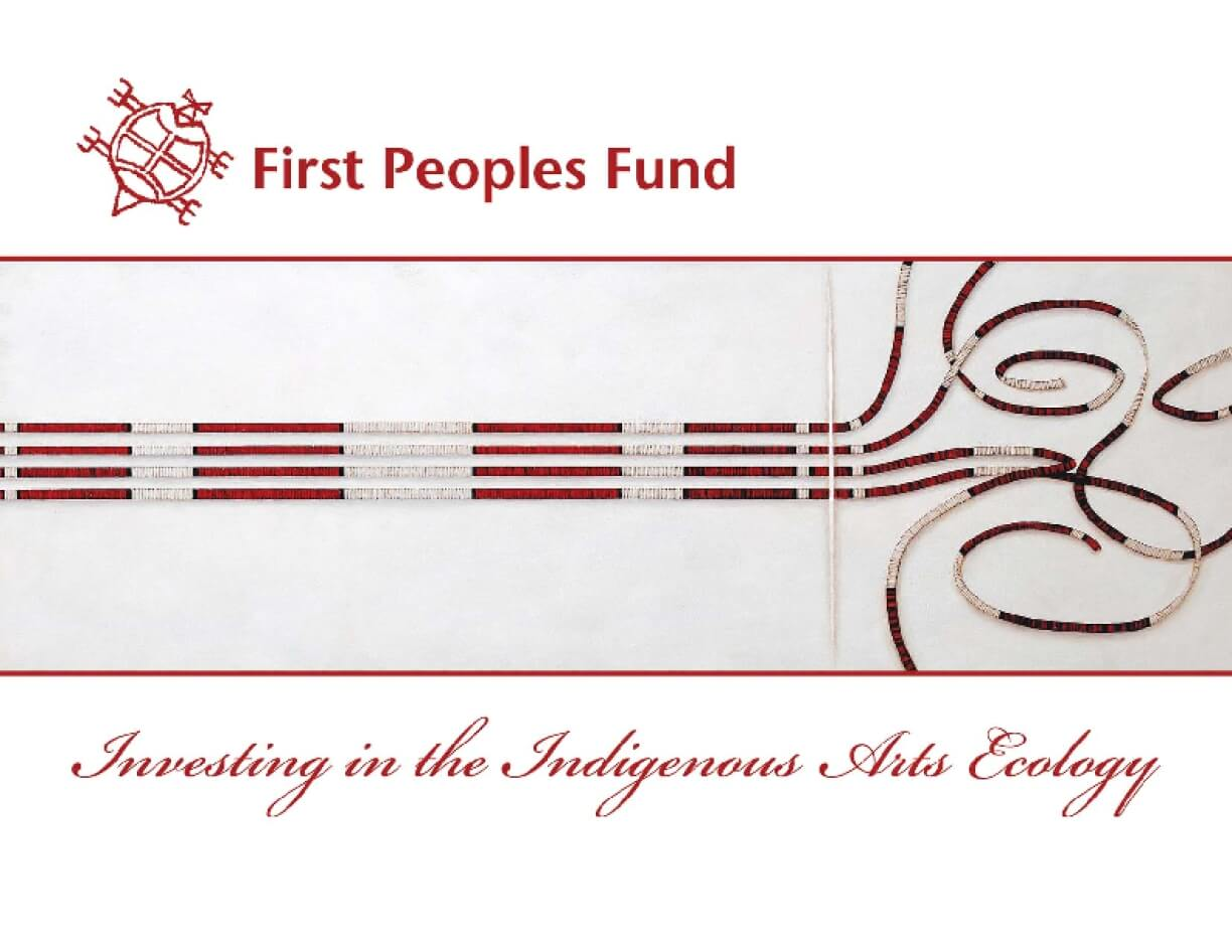 Investing in the Indigenous Arts Ecology