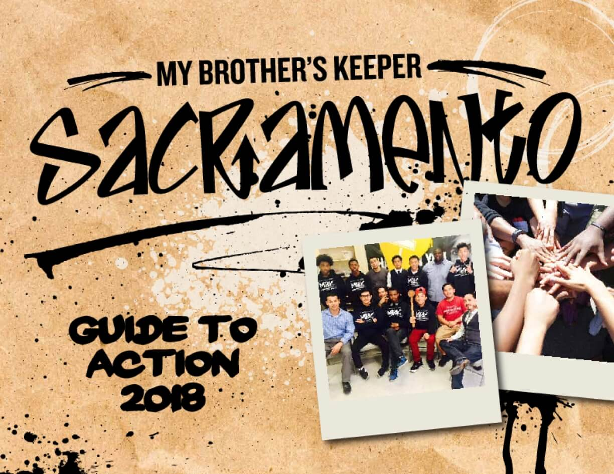 My Brother's Keeper Sacramento Guide to Action 2018