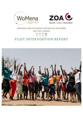 Menstrual Health in Rhino Camp Refugee Settlement West Nile, Uganda: Pilot Intervention Report