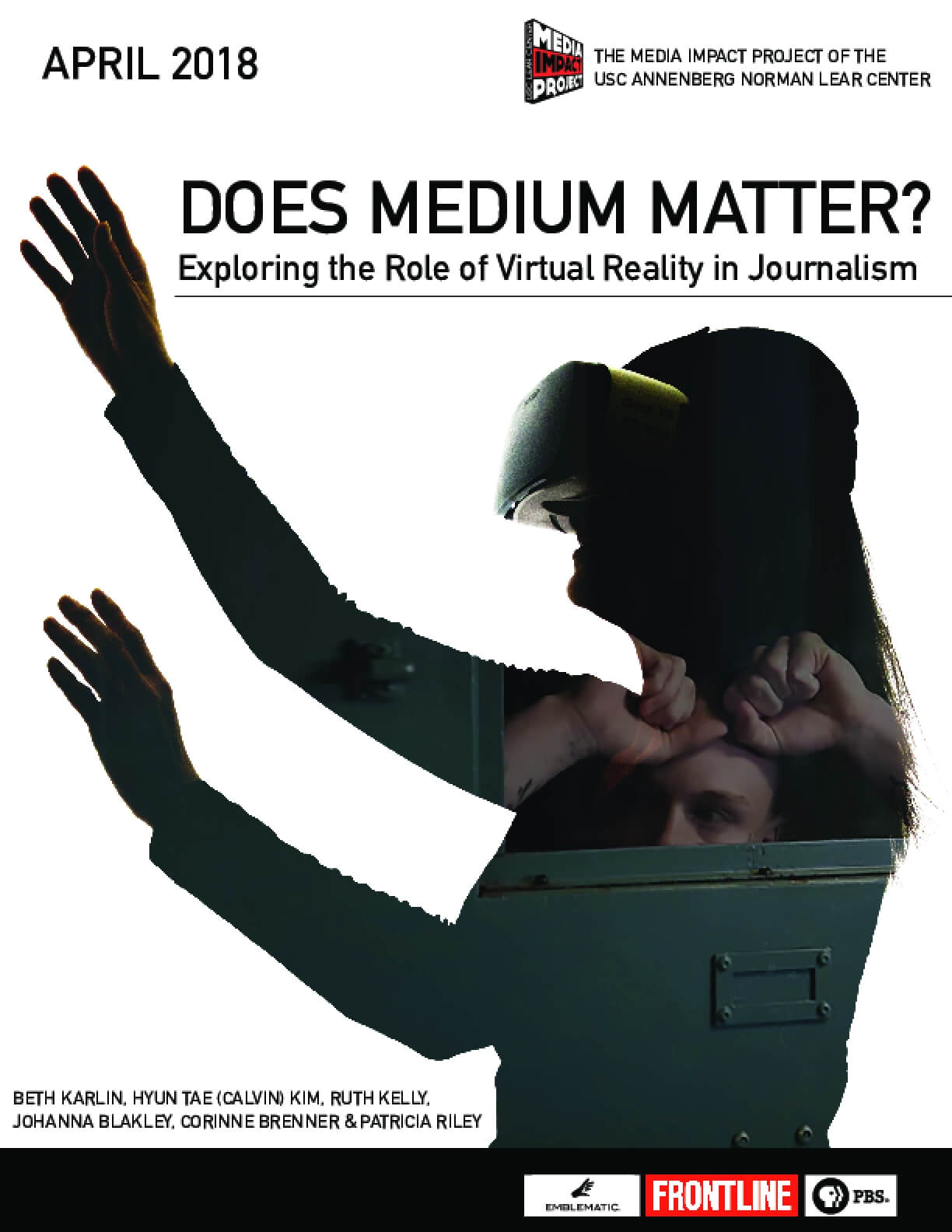 Does Medium Matter? Exploring the Role of Virtual Reality in Journalism