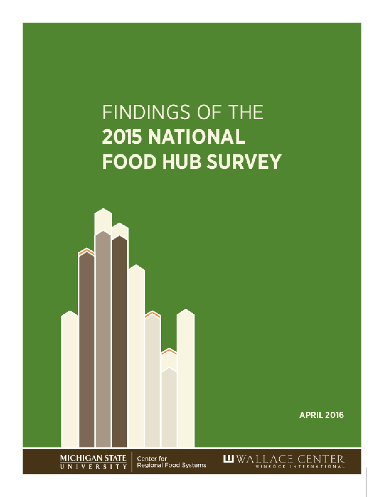 Findings of the 2015 National Food Hub Survey
