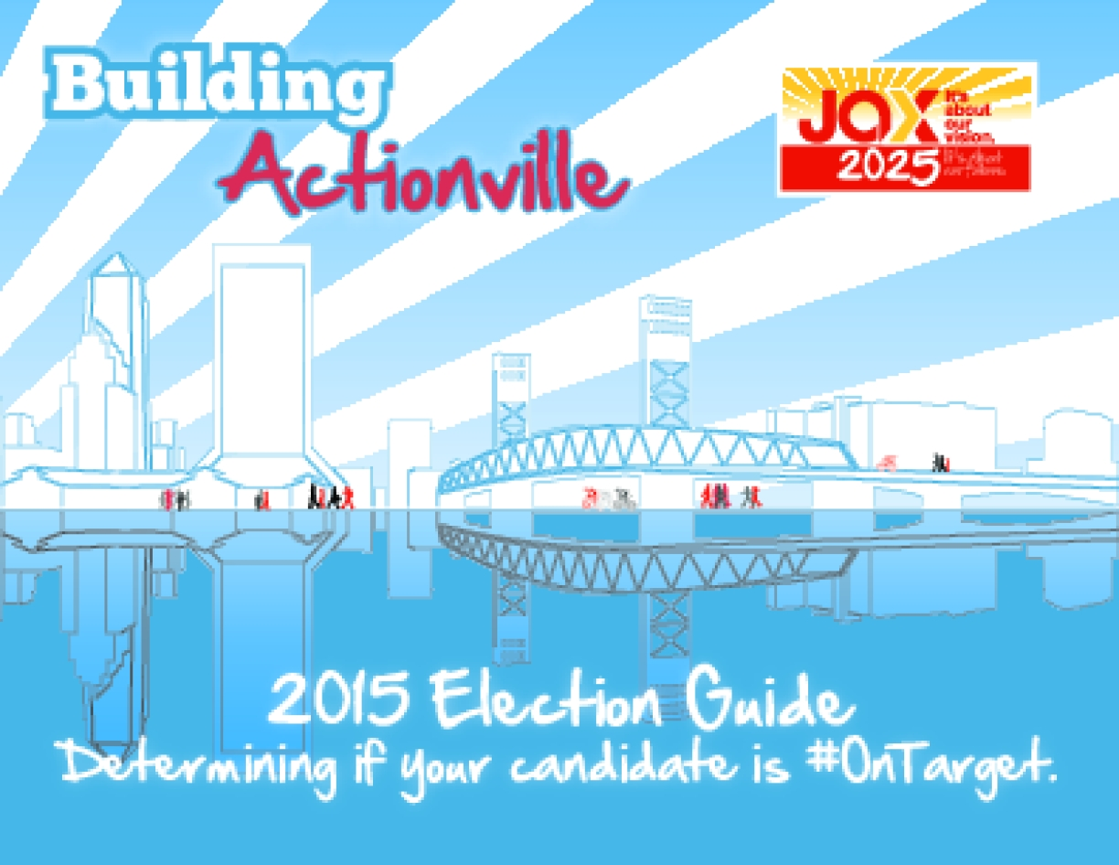 Building Actionville: 2015 Election Guide: Determining if Your Candidate is #On Target