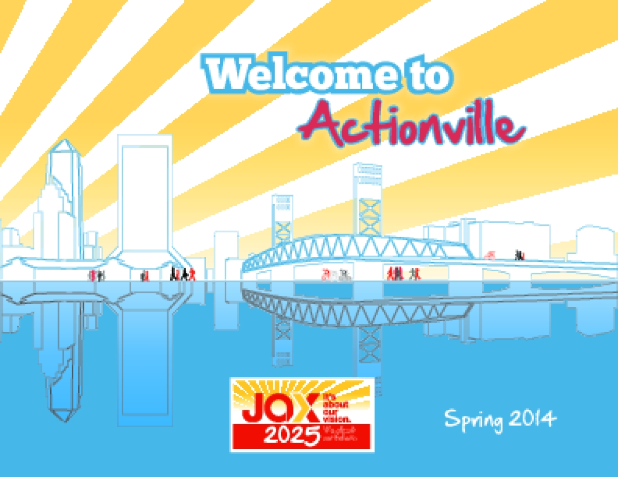 Welcome to Actionville: Spring 2014