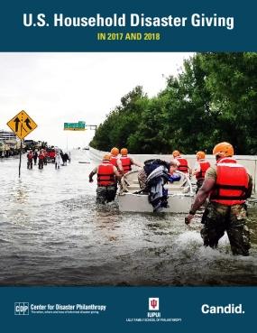 U.S. Household Disaster Giving