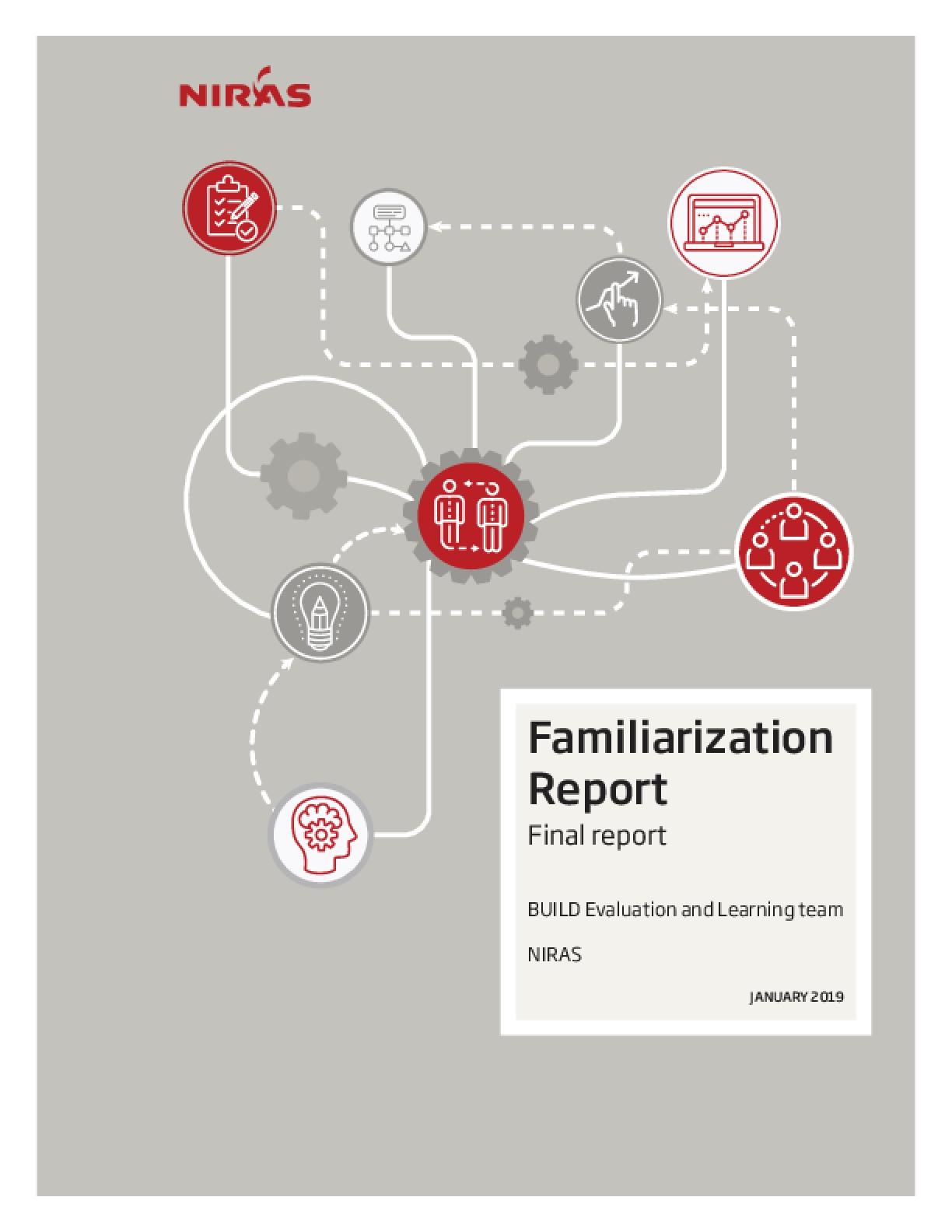 Familiarization Report : Final Report