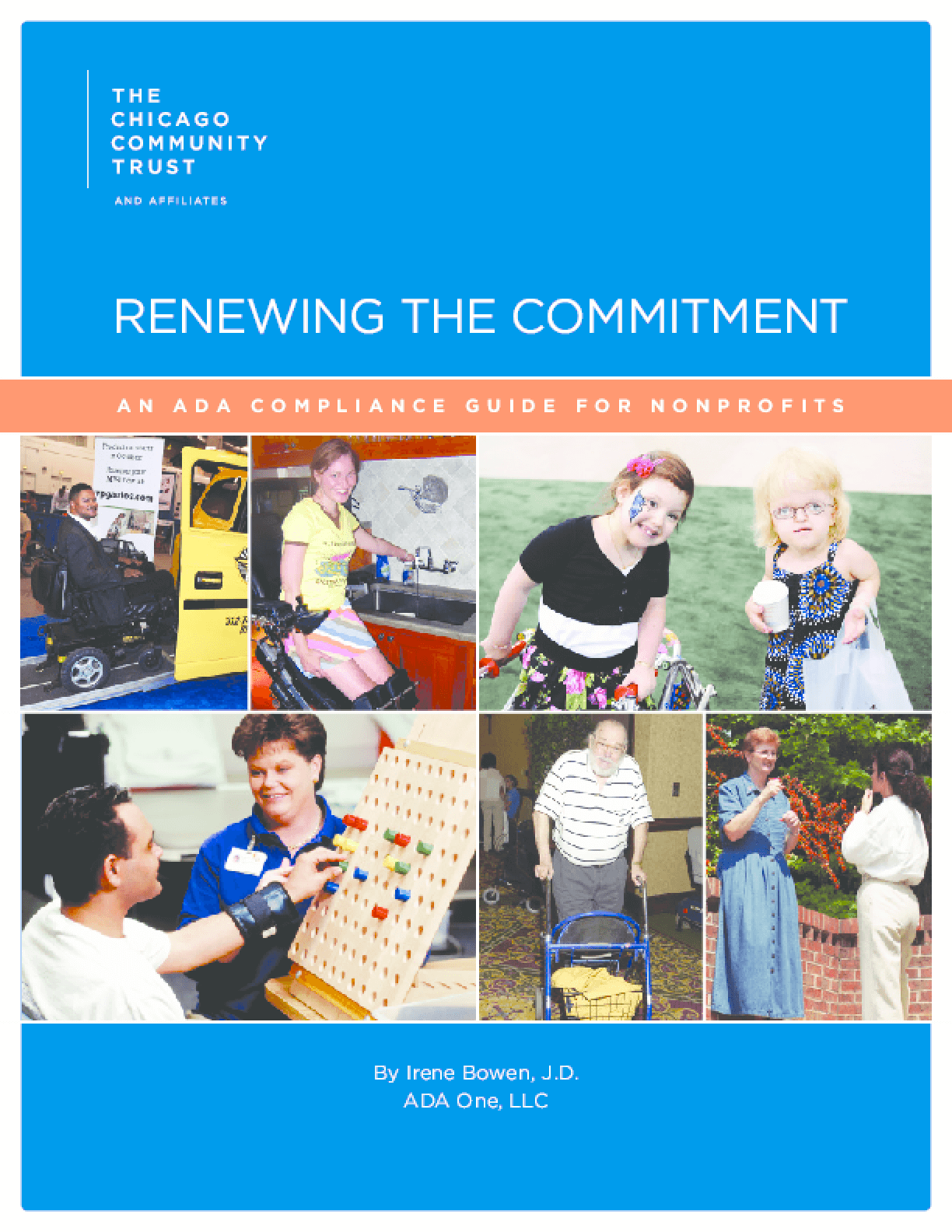 Renewing the Commitment: An ADA Compliance Guide for Nonprofits