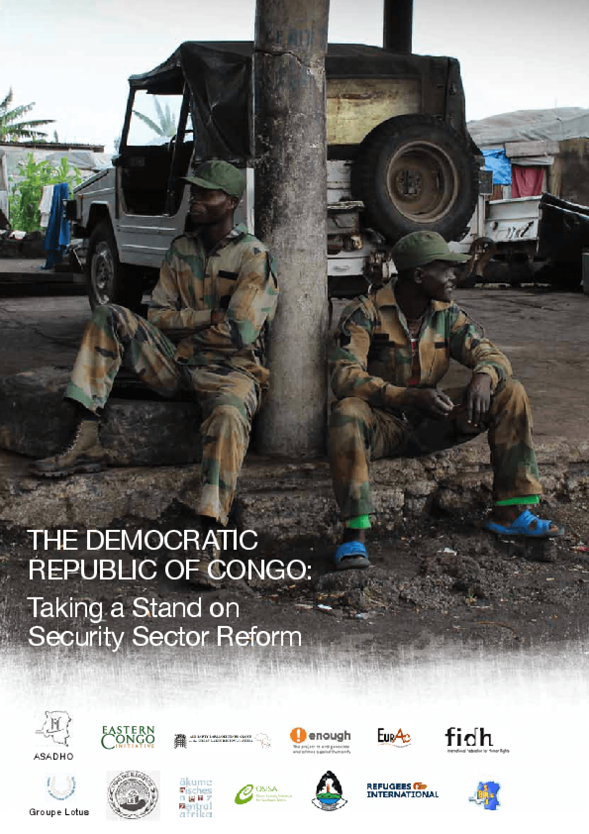 The Democratic Republic of Congo: Taking a Stand on Security Sector Reform