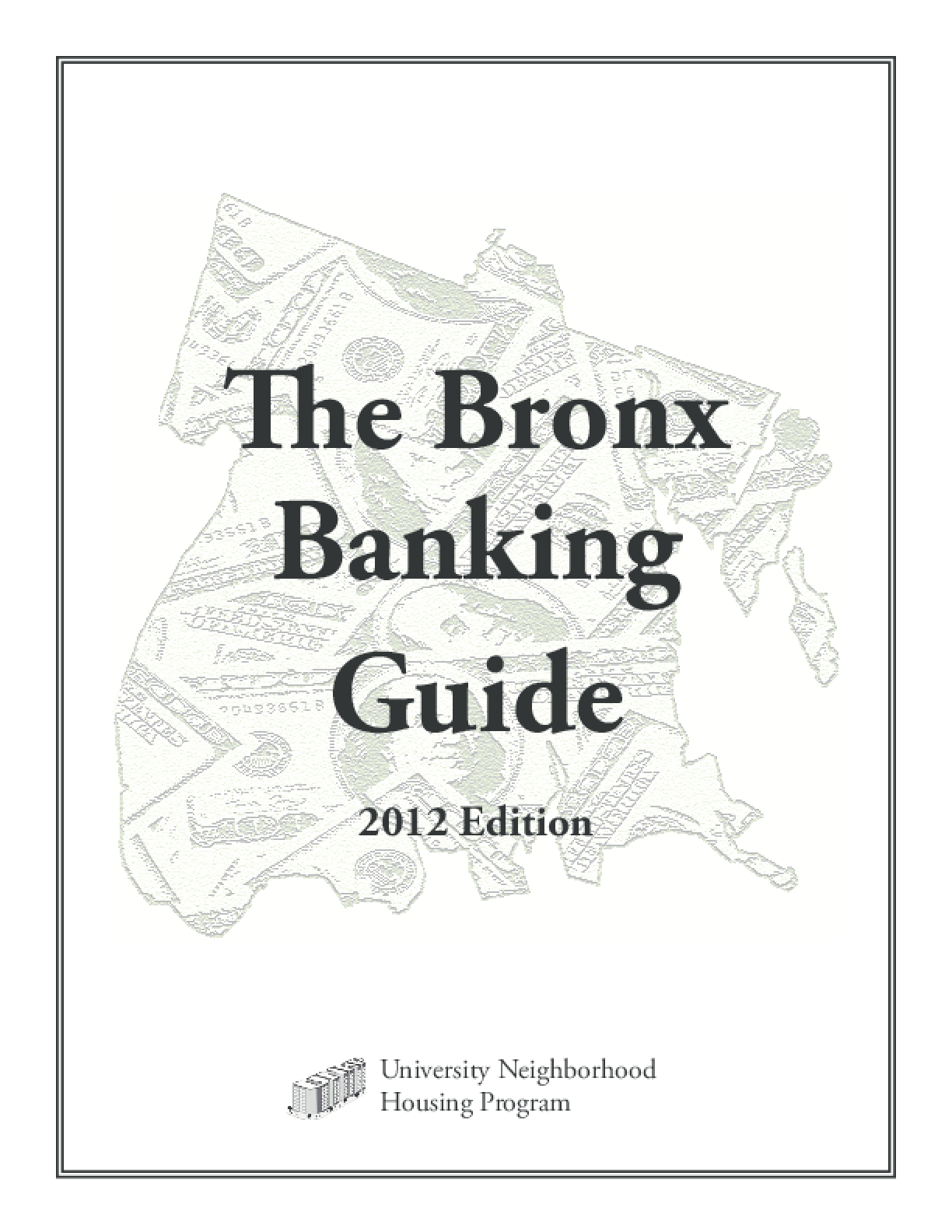 The Bronx Banking Guide