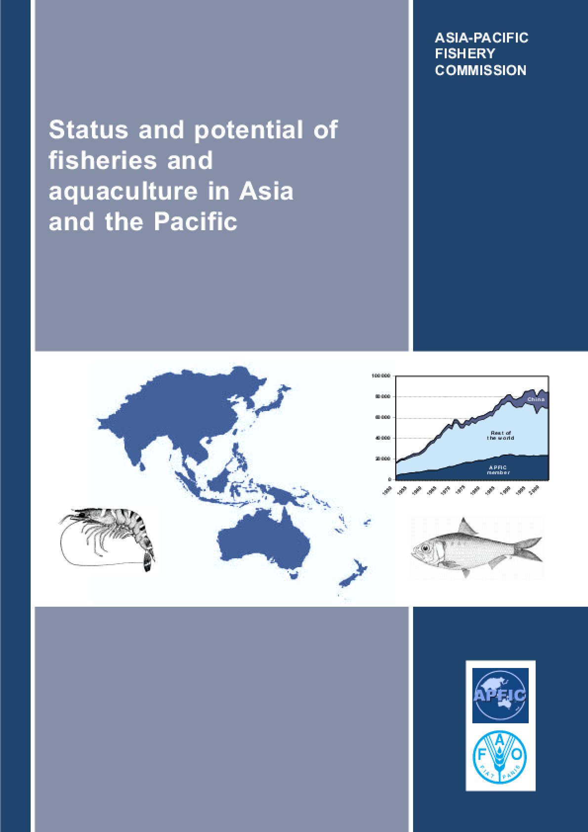 Status and Potential of Fisheries and Aquaculture in Asia and the Pacific 2006