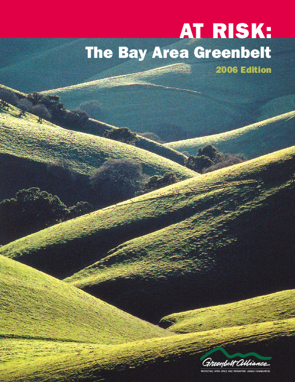 At Risk: The Bay Area Greenbelt