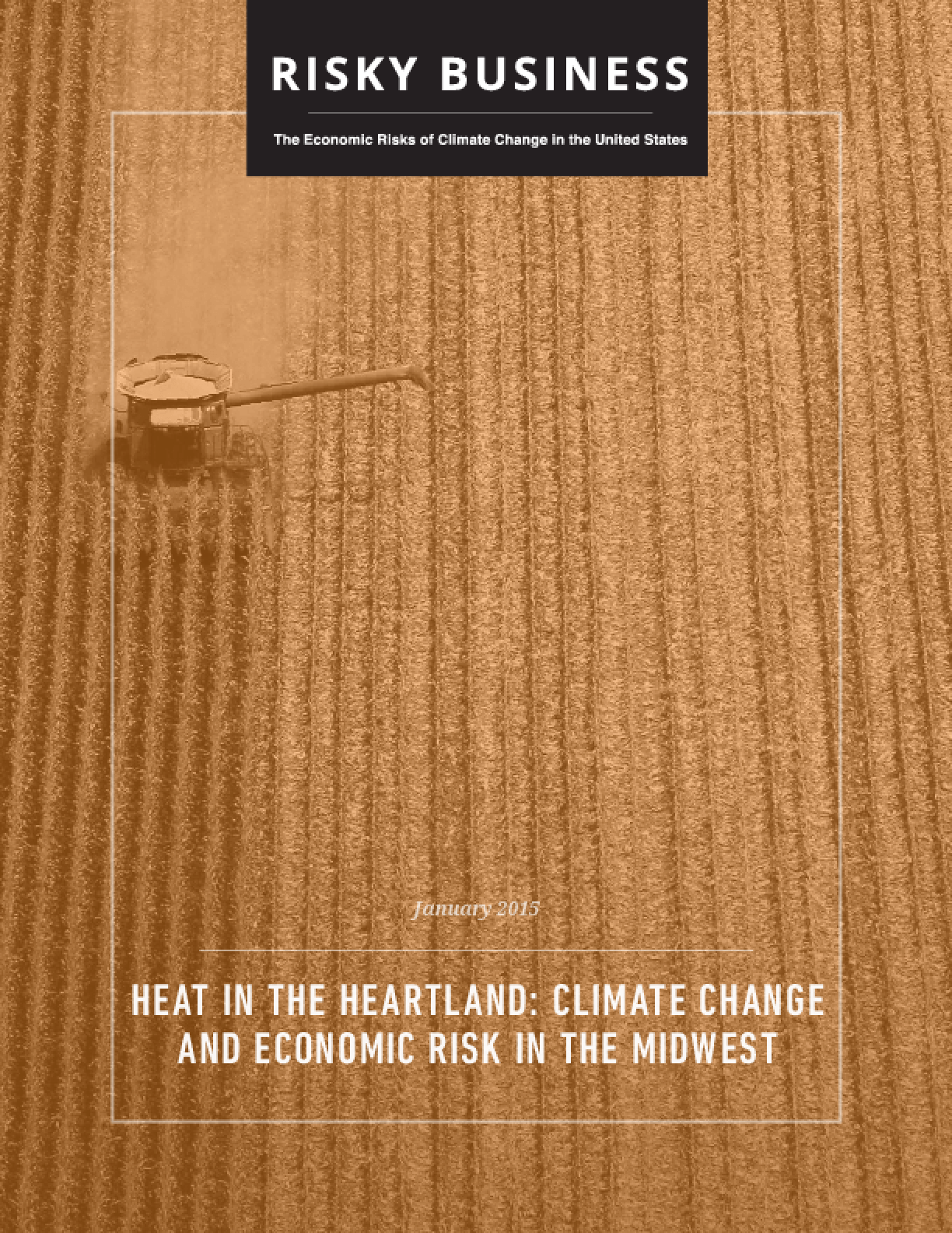 Heat in the Heartland: Climate Change and Economic Risk in the Midwest