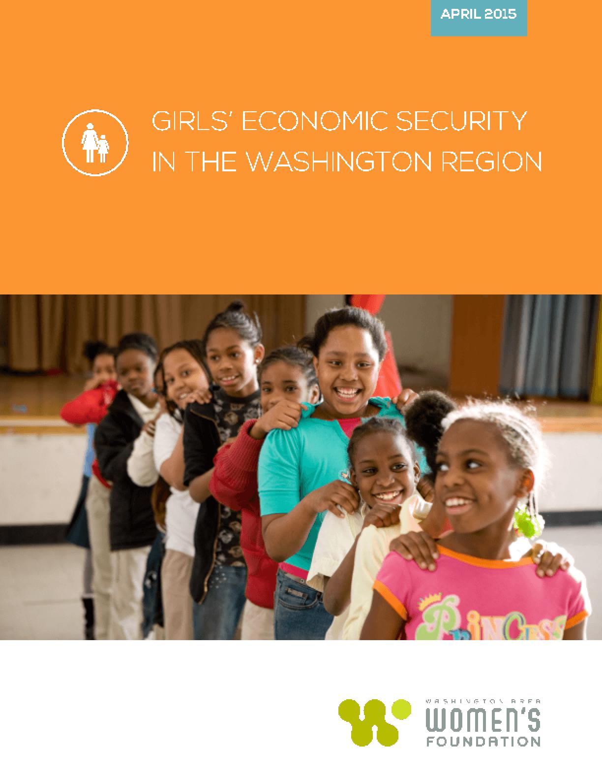 Girls' Economic Security in the Washington Region