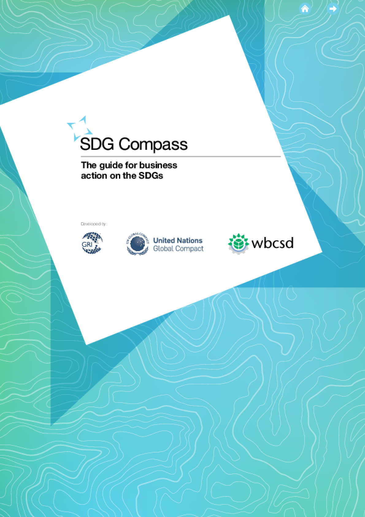 SDG Compass: the Guide for Business Action on the SDGs