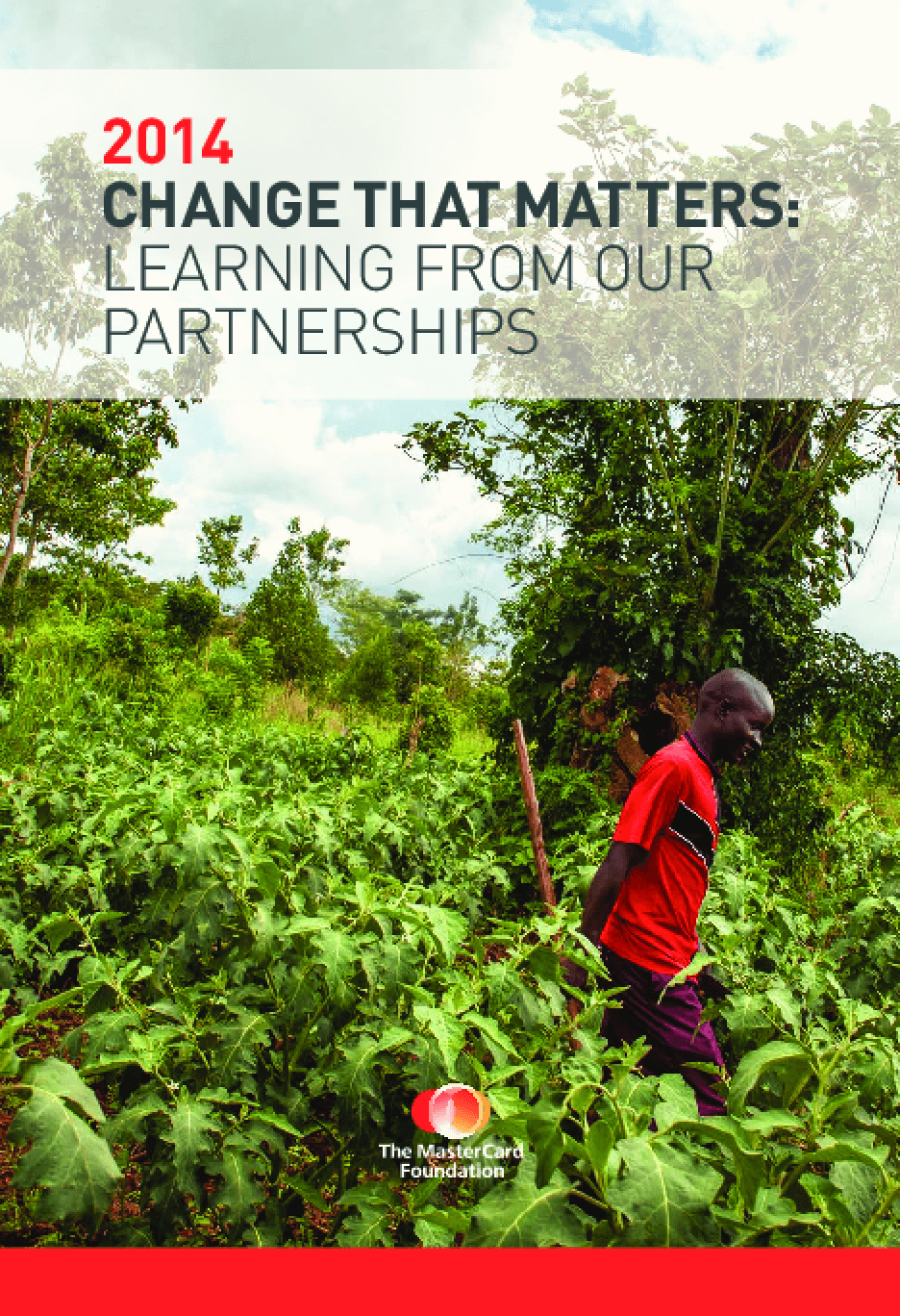 Change That Matters: Learning from Our Partnerships