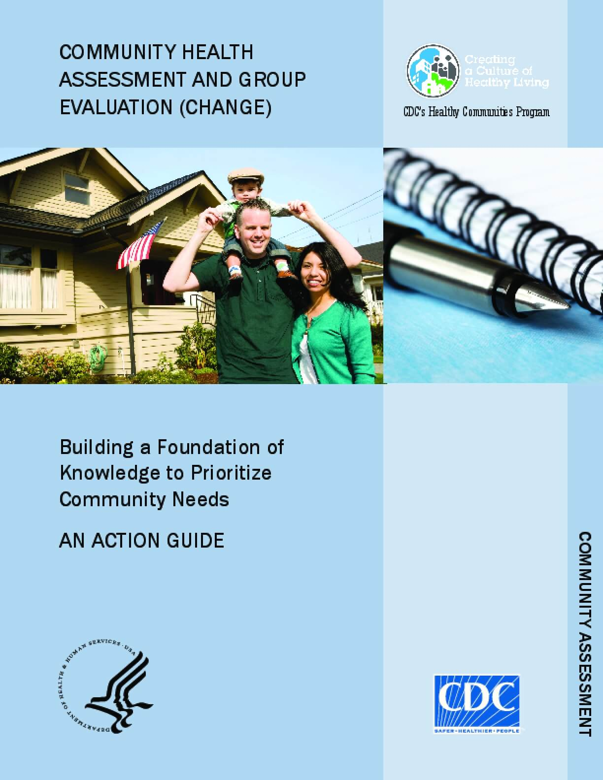 Community Health Assessment and Group Evaluation (CHANGE)