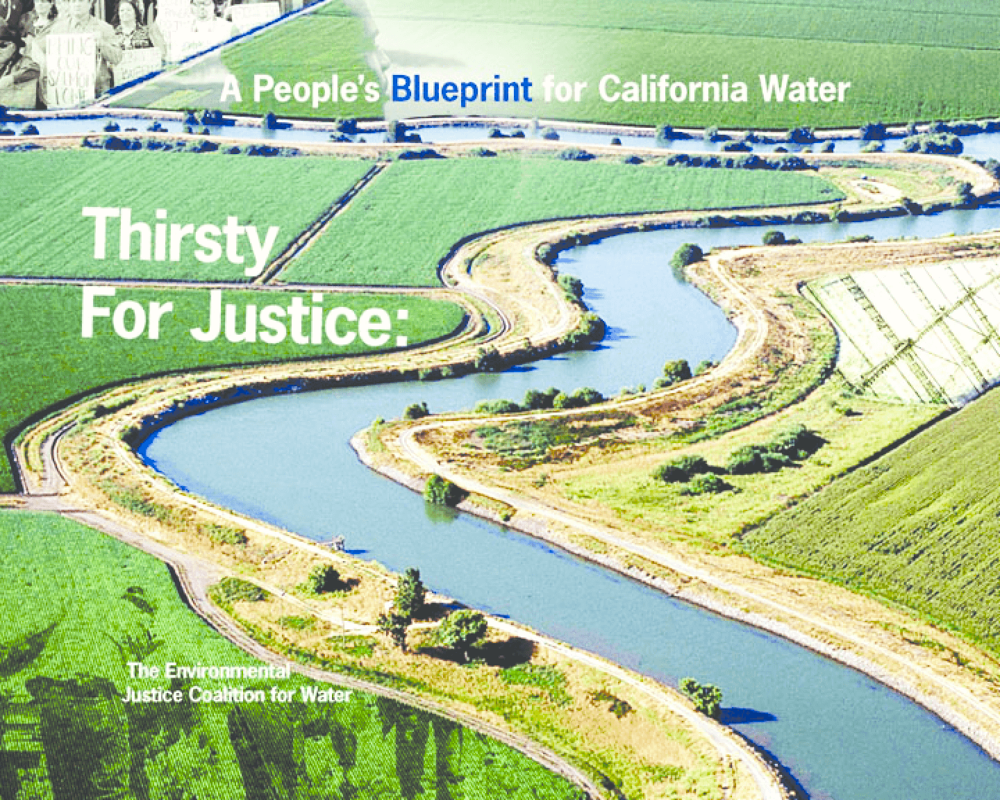 Thirsty for Justice: A People's Blueprint for California Water