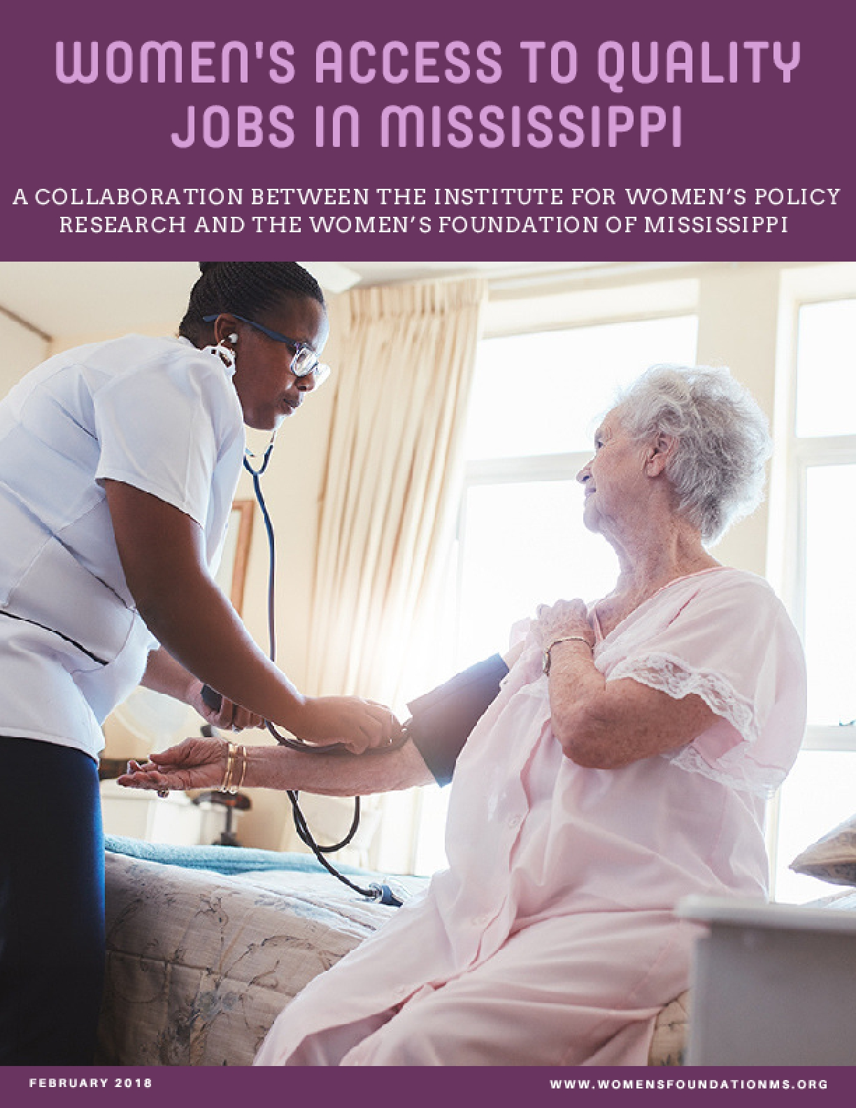 Women's Access to Quality Jobs In Mississippi