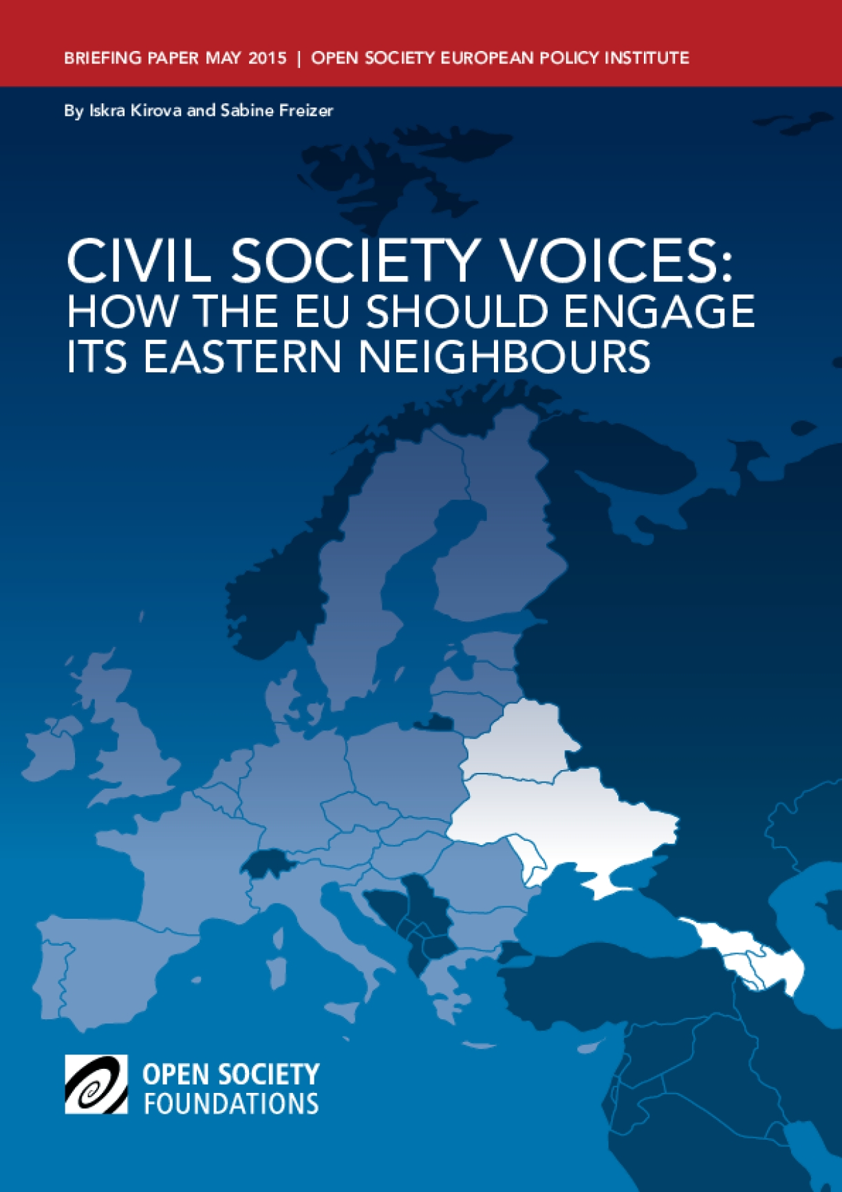 Civil Society Voices: How the EU Should Engage Its Eastern Neighbours