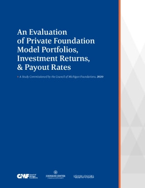 An Evaluation of Private Foundation Model Portfolios, Investment Returns, & Payout Rates