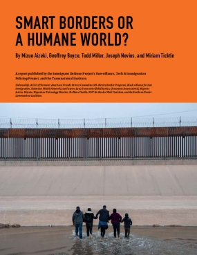 Smart Borders or a Humane World?