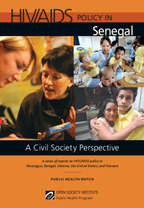 HIV/AIDS Policy in Senegal: A Civil Society Perspective