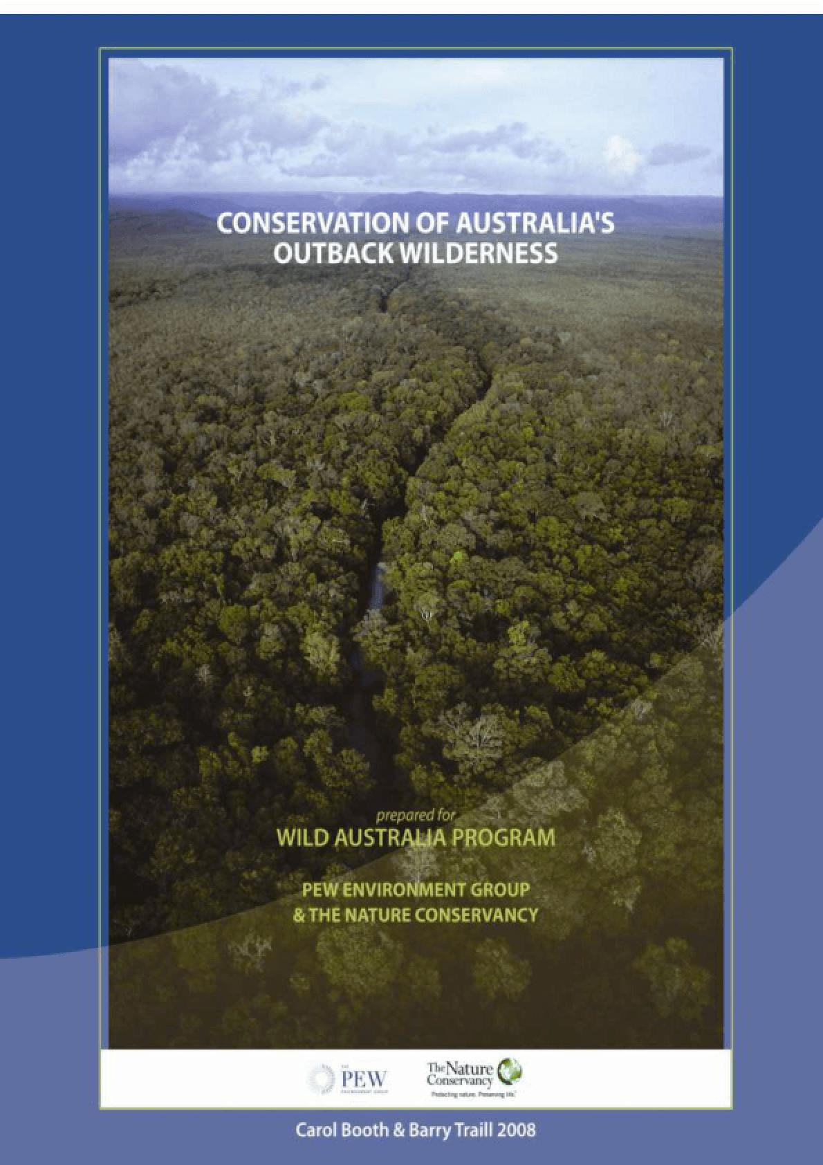Australia's Outback Wilderness