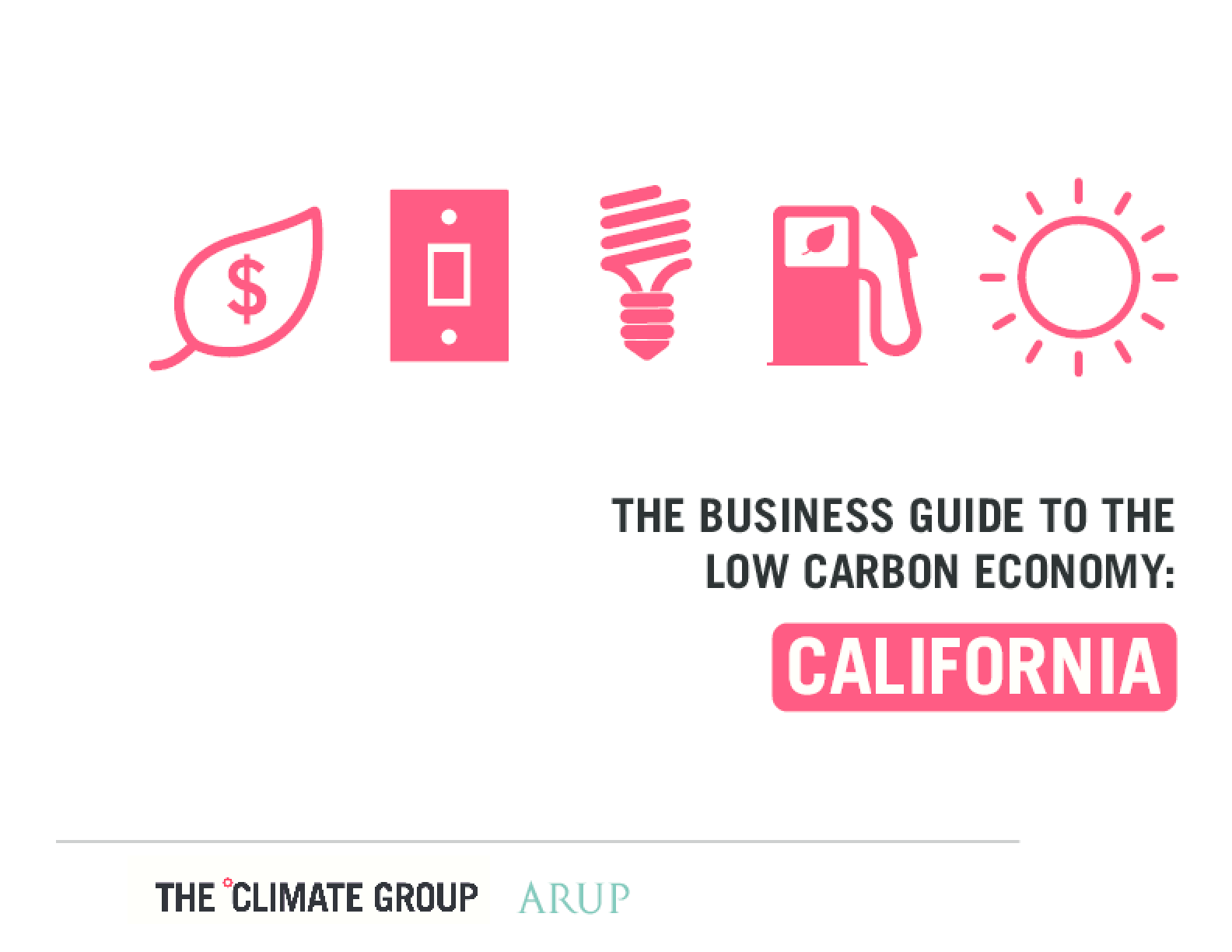 The Business Guide to the Low Carbon Economy: California