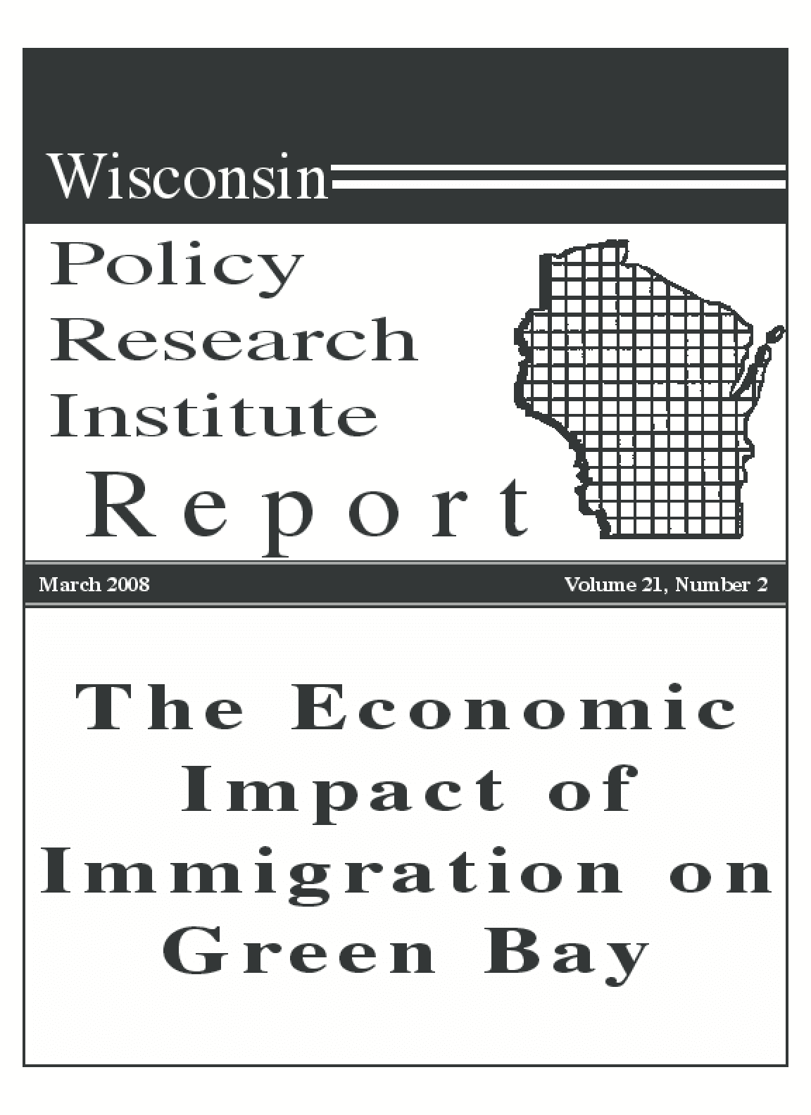 The Economic Impact of Immigration on Green Bay