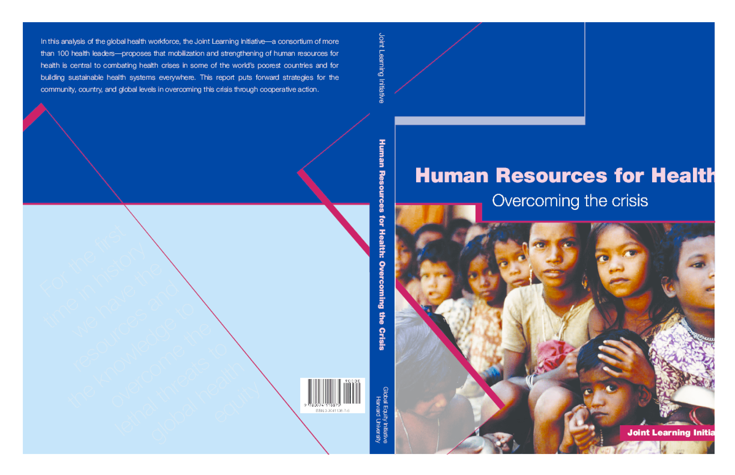 Human Resources for Health: Overcoming the Crisis